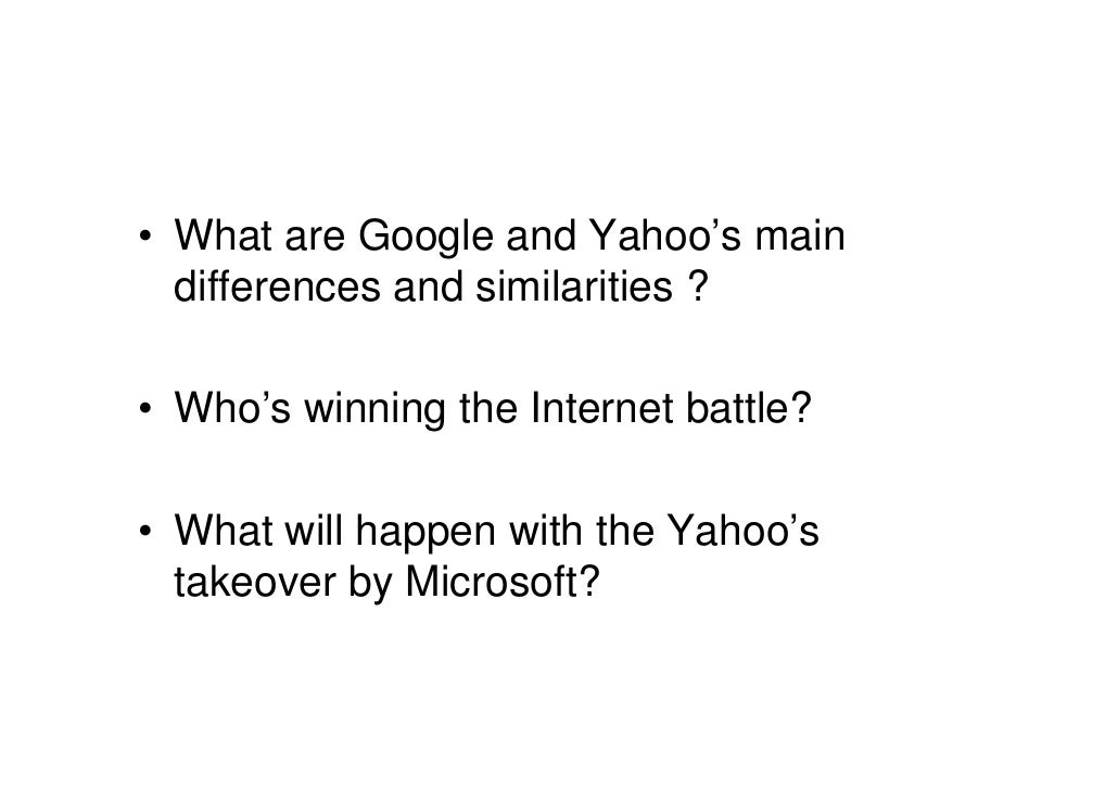A Tale Of 2,5 Companies Slide 2