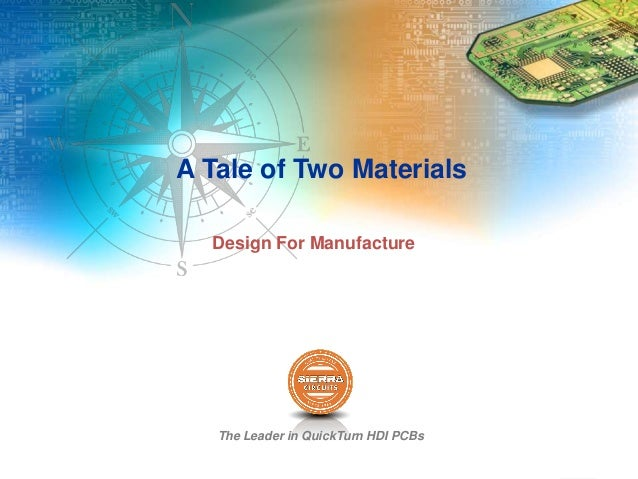 A tale of two materials