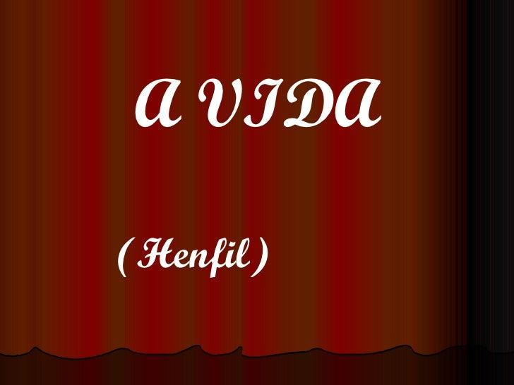 A VIDA (Henfil)