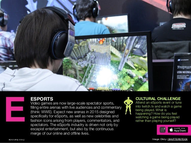 AGENCY OF RELEVANCE ESPORTS Video games are now large-scale spectator sports, filling entire arenas with live audiences and...