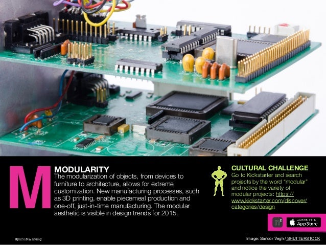 AGENCY OF RELEVANCE MODULARITY The modularization of objects, from devices to furniture to architecture, allows for extrem...