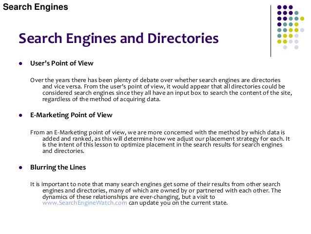 Can the Search Engine War Be Won?  Many people believe that great placement in the search engines is a lottery at best. F...