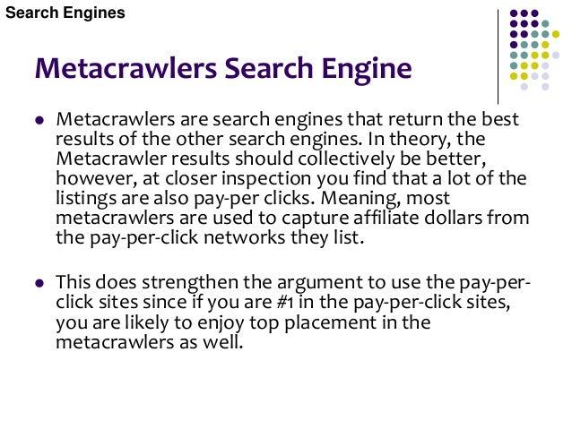 Standard Search Engines  www.yahoo.com  www.google.com  www.msn.com  www.lycos.com  www.hotbot.com  www.dmoz.com  w...