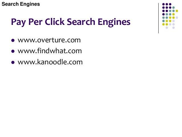 Mirror Search Engines  www.askjeeves.com  www.supercybersearch.com  www.att.net  www.earthlink.com  www.compuserve.co...