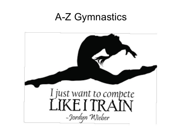 alphabet gumnastics