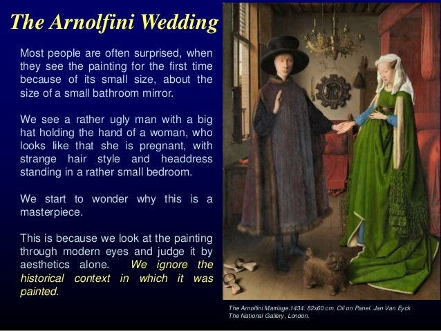 comparison between jan van eyck and Jan van eyck (1390-1441): biography of flemish oil painter, best-known for ghent altarpiece, the arnolfini marriage van eyck secured a career working at court, first for john of bavaria between 1422 and 1424 and then with philip the good, duke of burgundy between 1425 and 1441.