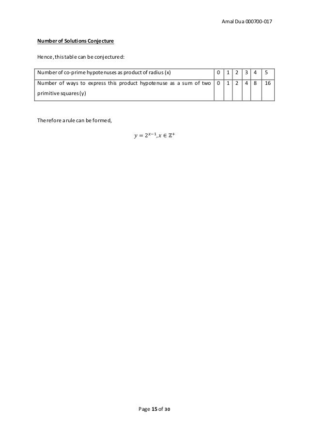 prime number extended essay Hi all i am an ibdp student and my extended essay is from mathematics and is about finding prime numbers basically what are/ were your ee topics from mathematics.