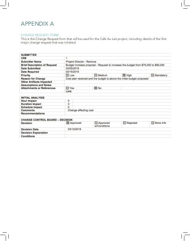 53 APPENDIX B REQUIREMENTS TRACEABILITY MATRIX