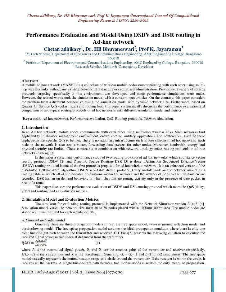 Chetan adhikary, Dr. HB Bhuvaneswari, Prof K. Jayaraman /International Journal Of Computational                           ...
