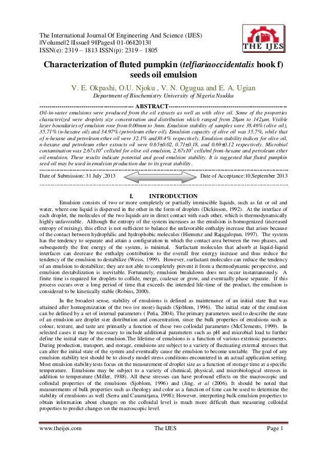 The International Journal Of Engineering And Science (IJES) ||Volume||2 ||Issue|| 9||Pages|| 01-06||2013|| ISSN(e): 2319 –...