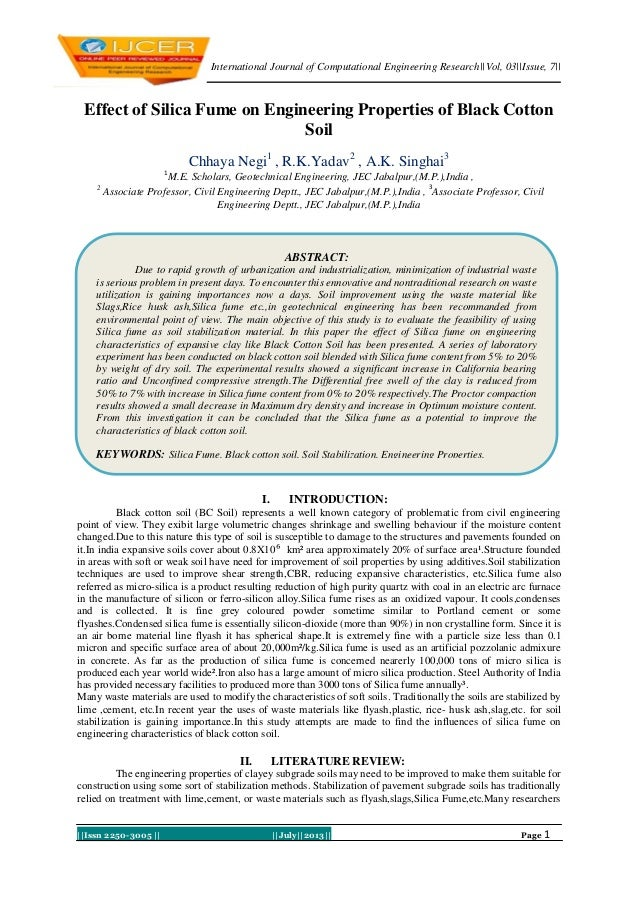 International Journal of Computational Engineering Research||Vol, 03||Issue, 7|| ||Issn 2250-3005 || ||July||2013|| Page 1...