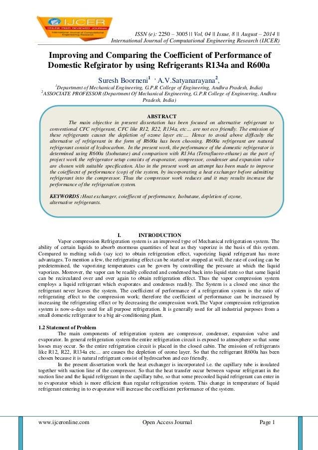ISSN (e): 2250 – 3005 || Vol, 04 || Issue, 8 || August – 2014 ||  International Journal of Computational Engineering Resea...