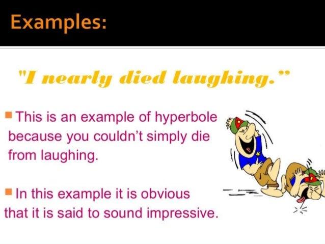 Hyperbole English Langauge