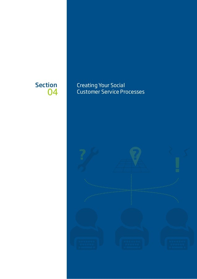 Section Creating Your Social Customer Service Processes04