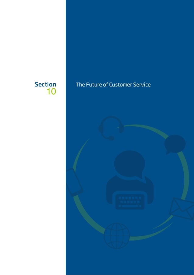 10 Section The Future of Customer Service