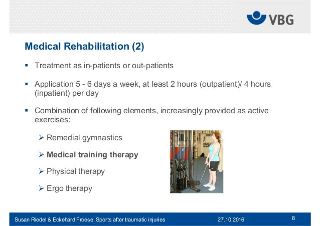 the importance of proper treatment rehabilitation 2003-6-4  what types of rehabilitation is necessary to  rehabilitation services: correctional facility & effectiveness  they would receive the proper treatment in.