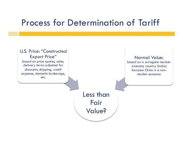 Solar Trade Policy Presentation