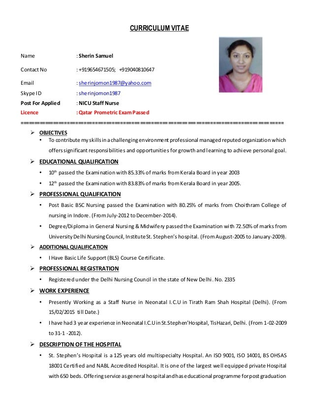 resume sle exle resume australia standard