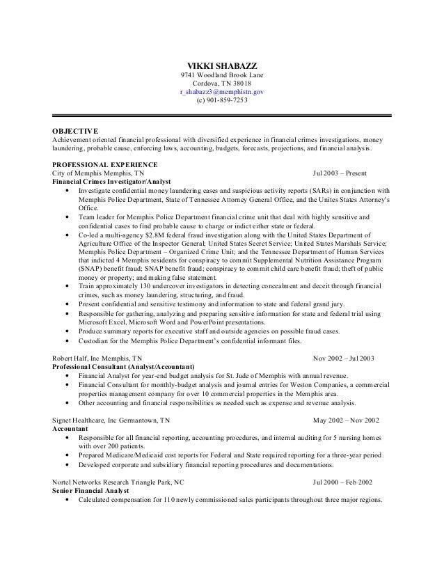 Vikki Shabazz Resume