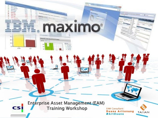 IBM Maximo Asset Management Training - Asset and Work Management for …