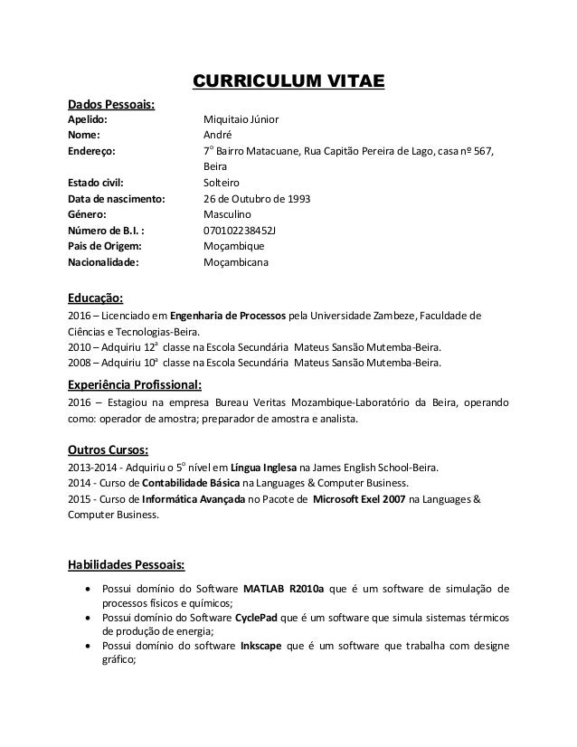 Curriculum Vitae (portugues) Actual. Cover Letter Structure Doc. Letter Template On Word. Curriculum Vitae Word Document Template. Cover Letter For Beauty Writer. Letter Of Application Letter Sample. Letter Of Resignation Japan. Cover Letter Examples Lab Technician. Greeting On Cover Letter For Resume