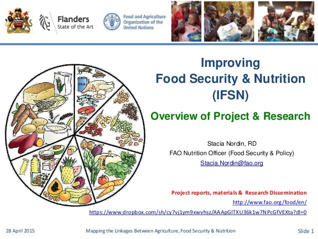 how to help coutries develop food security