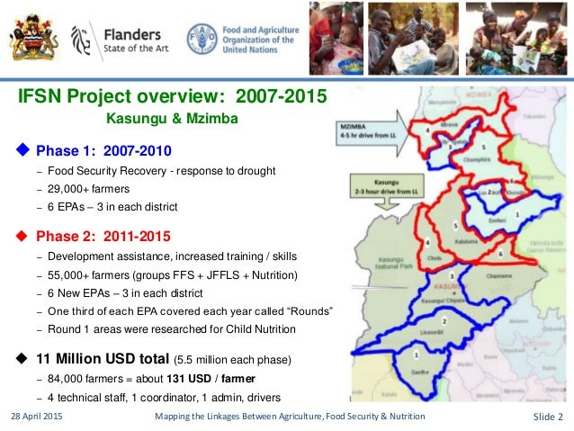 Improving Food Security & Nutrition (IFSN) Overview of ...