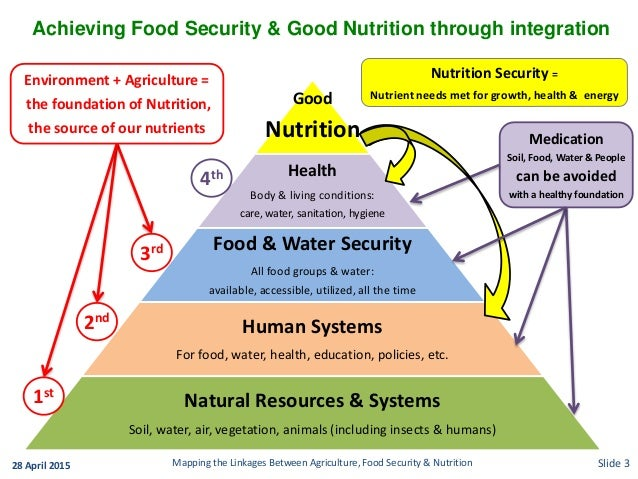 Improving Food Security Nutrition Ifsn Overview Of Project Re