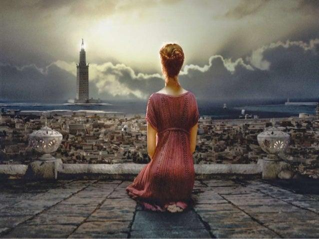 • Informações básicas de Alexandria  • Ficha Técnica  •Resenha  •Eixos Norteadores  •Mitologia  •Religiosidade  •Filosofia...