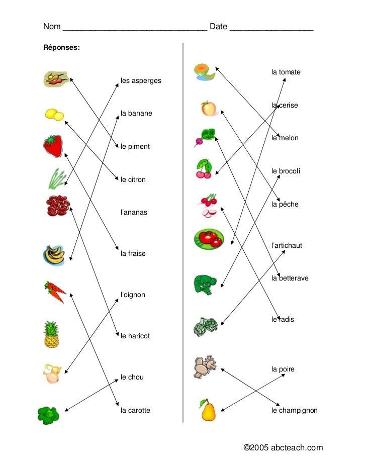 A1_exercices_vocabulaire_les_légumes Slide 3