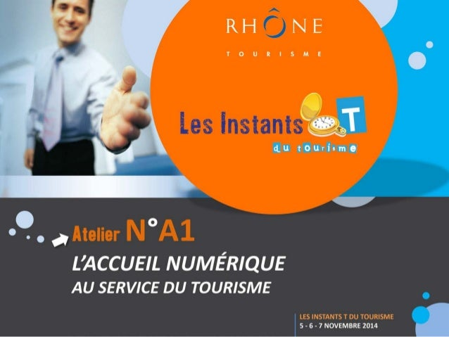 Intervenant  www.rhonetourisme.com  Jean-Patrick Mancini (FROTSI PACA)