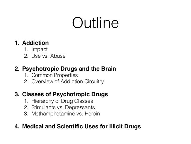 thesis on drugs and addiction Read this social issues research paper and over 88,000 other research documents drug abuse drug abuse the subject i have chosen to research is 'drug abuse' drug abuse is referred to in dictionaries as.