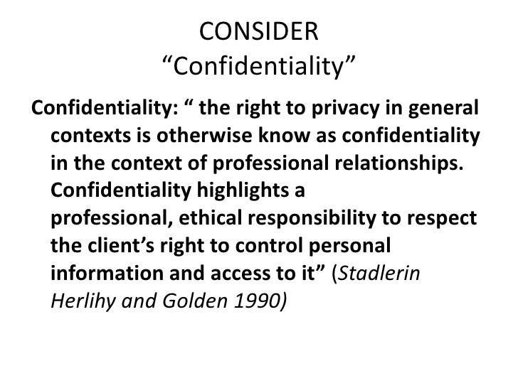 breach of confidentiality examples