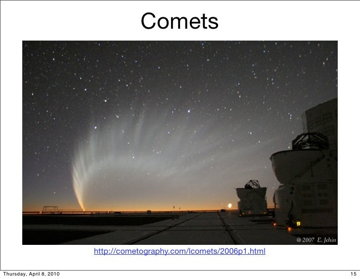 an analysis of the characteristics of halleys comet in our solar system The complexity and sheer beauty of our solar system inspire a sense of awe and wonder we have a sun that emits heat and light equivalent to 4 trillion-trillion 100-watt light bulbs we have eight planets, each with its own marvelous characteristics and beauty.