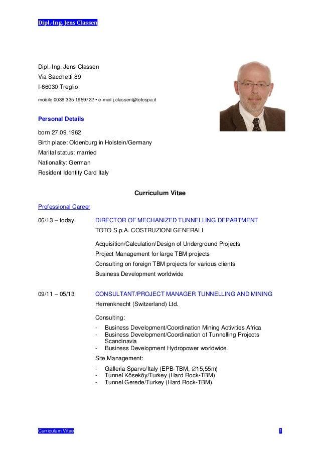 Curriculum Vitae Jens Classen 2015_01_e