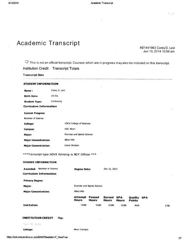 Corey Levi Transcript(1).PDF