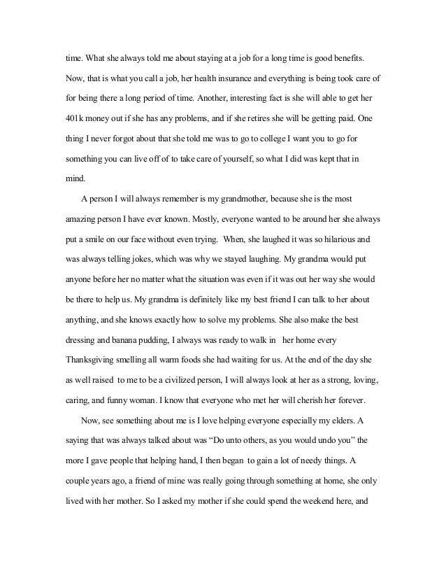 college admission essay  2 time