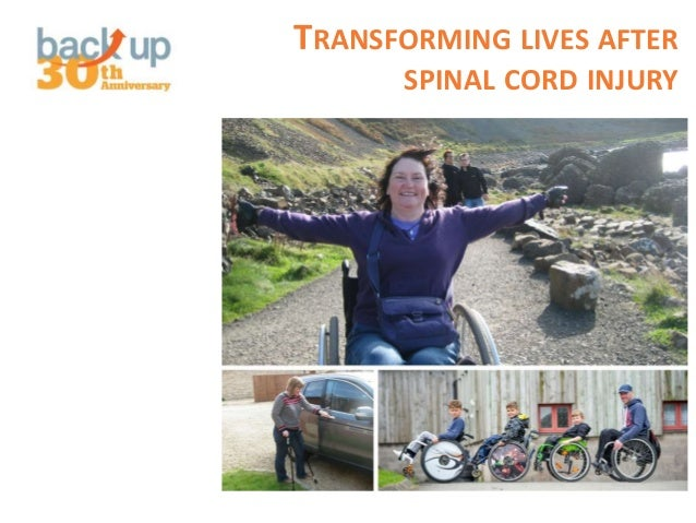 TRANSFORMING LIVES AFTER SPINAL CORD INJURY