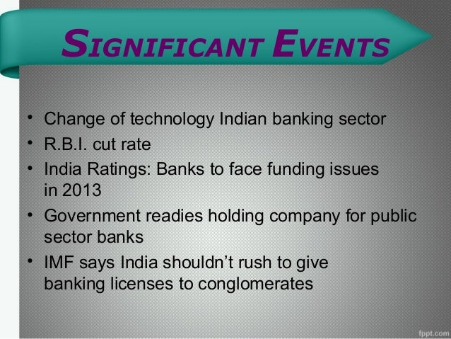 technology in indian banking industry This is the biggest challenge and opportunity facing the indian banking industry, joshi said arun jain, chairman, cii banking tech summit and executive chairman polaris financial technology, said, the ability of technology to bring together various aspects of banking has added phenomenal value to every day banking transactions for.