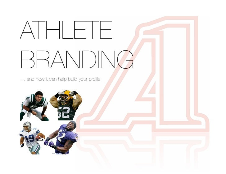 ATHLETEBRANDING… and how it can help build your profile