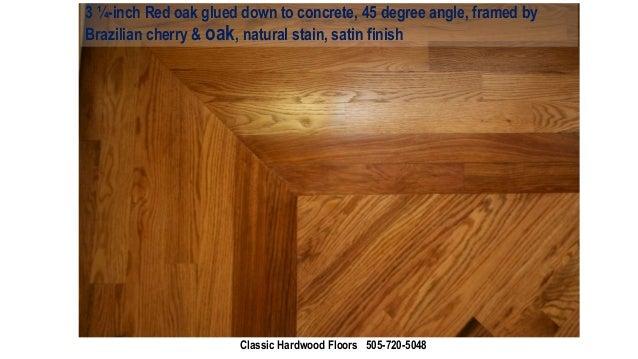 A1 hardwood flooring gurus floor for Wood floor 45 degree angle