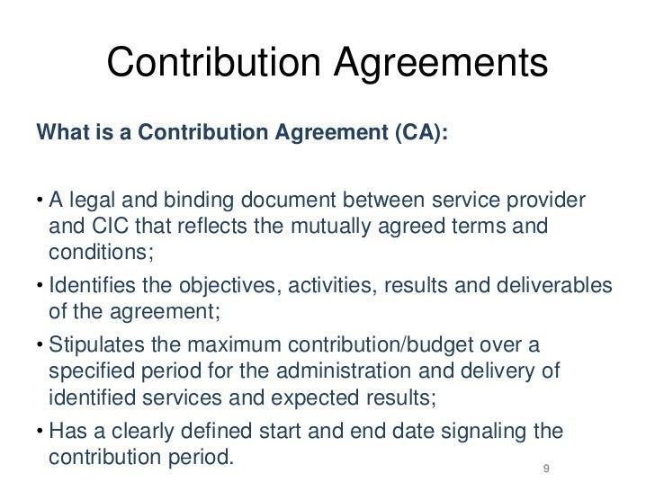 A1 Contribution Agreement Johnenzo2011 Ocasi Eden