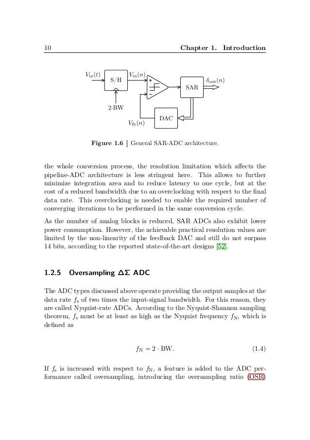 sigma delta adc phd thesis Eecs 247- lecture 22 pipelined adcs and more © 2010 page 17 15-bit stage implementation example ref: a abo, design for reliability of low- voltage, switched-capacitor circuits, ucb phd thesis,.