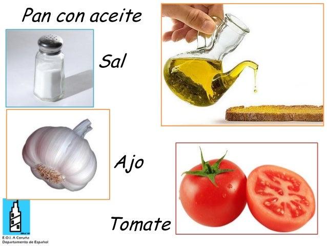 A1 desayunos (léxico) Slide 2