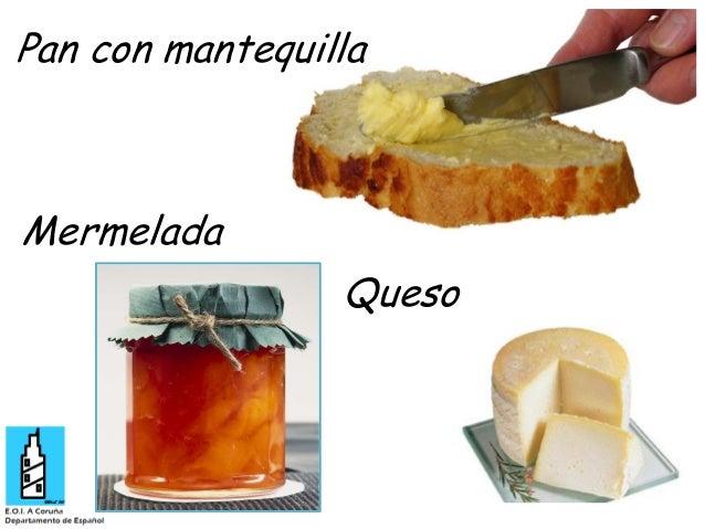 A1 desayunos (léxico) Slide 3