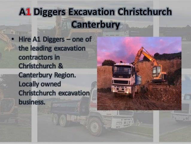 A1 Diggers Limited Christchurch