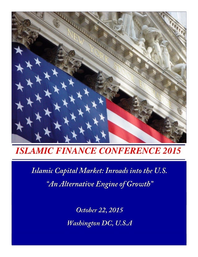 0 | P a g e ISLAMIC FINANCE CONFERENCE 2015