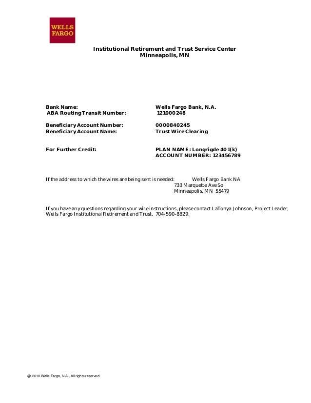 SEBS 401k Cancellation Procedures