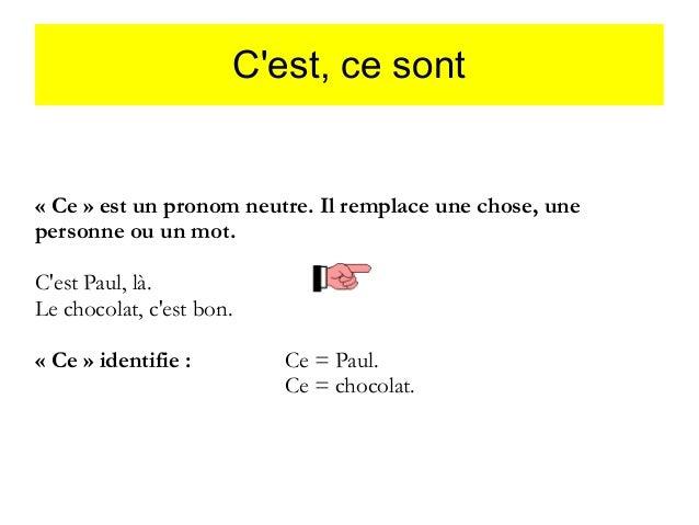 Pytanie o język #4 - C'est czy ce sont? - teoria 3 - Francuski przy kawie