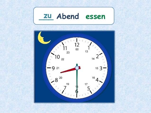 ___ Abend essenzu